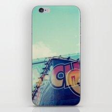 Cha Cha iPhone & iPod Skin
