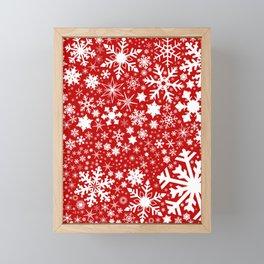 Christmas Blast Framed Mini Art Print