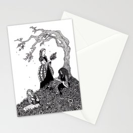 Sister Fair / Fair, Brown, and Trembling Stationery Cards
