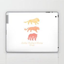 Leading, Tracking, & Kerning - Oh my! Laptop & iPad Skin