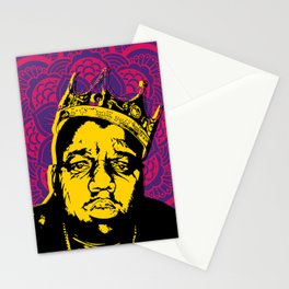 The Notorious BIG Stationery Cards