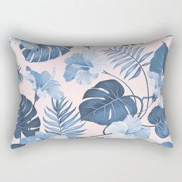 Getting Tropical Rectangular Pillow