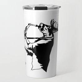 AniMusic (DEER) Travel Mug