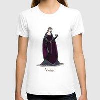valar morghulis T-shirts featuring Vaire by wolfanita