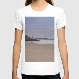Twin Lights at Good Harbor beach T-shirt