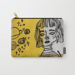 the moon is always changing. Carry-All Pouch