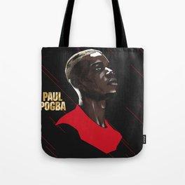 Pogba Tote Bag