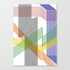 Bends Canvas Print
