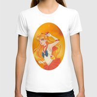 sailor venus T-shirts featuring Sailor Venus by Tae V