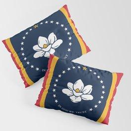 Mississippi Flag 2020 New Flag Pillow Sham