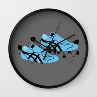 kill bill Wall Clocks featuring Kill Bill by FilmsQuiz