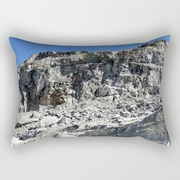 Rough rocks Rectangular Pillow