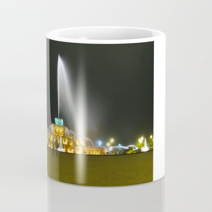 Fountain #1 Small Coffee Mug
