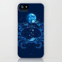 Me Gusta La Luna Llena iPhone Case