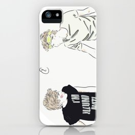 You are joking?! iPhone Case