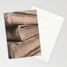 Stacks of Stories  Stationery Cards