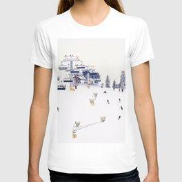Skylift Ultra HD T-shirt
