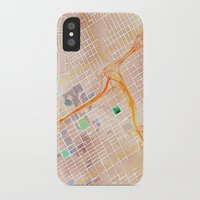 alabama iPhone & iPod Cases featuring Birmingham, Alabama by Emily Day