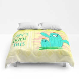 Can't Touch This Comforters