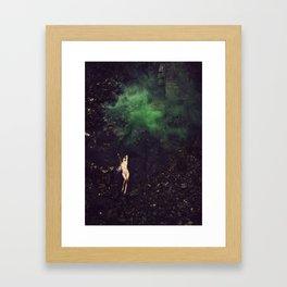 Everything's Gone Green Framed Art Print