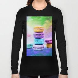 MACAROON MACARON Long Sleeve T-shirt