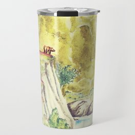 Bear Of Camporovere Travel Mug