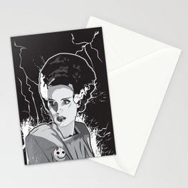 Bride of Frankenstein Stationery Cards