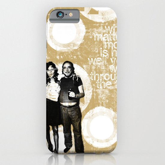 Walking Through Fire... iPhone & iPod Case