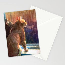 Toby & Cherokee Stationery Cards