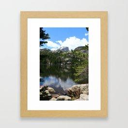 Shine On Me Framed Art Print
