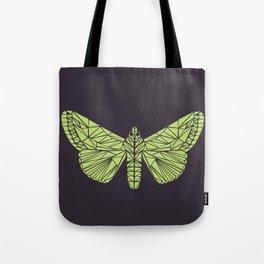 The envy of the moth - Geometric design Tote Bag
