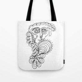 wind & waves Tote Bag
