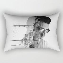 Istanbul Rising Rectangular Pillow