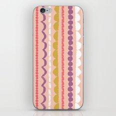 Butterfly Garden - Streamers iPhone & iPod Skin