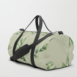 Calming lily of the valley Duffle Bag