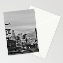 Los Angeles from the 110 Stationery Cards