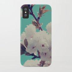 Spring Fever iPhone X Slim Case