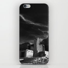 Monastery at Christ in the Desert iPhone Skin