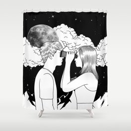Exploring you Shower Curtain