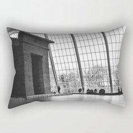 Temple of Dendur Rectangular Pillow