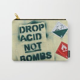 Alternative Pacifism Carry-All Pouch