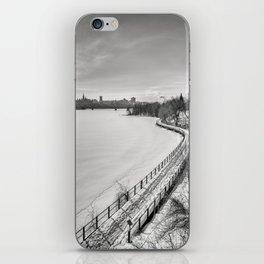 Along Ottawa river iPhone Skin