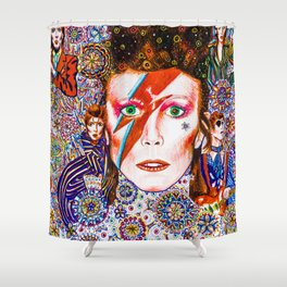 Music of the soul 7 Shower Curtain