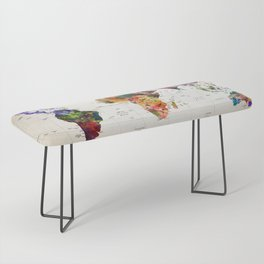 map Bench