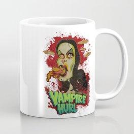 Vampire Hurl Coffee Mug
