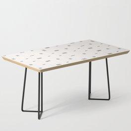 HAMMAH MUDCLOTH Coffee Table