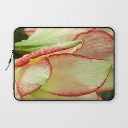 Abstract Iris Laptop Sleeve