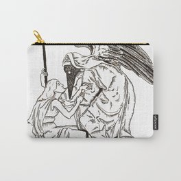 Angel of the Unclean Carry-All Pouch
