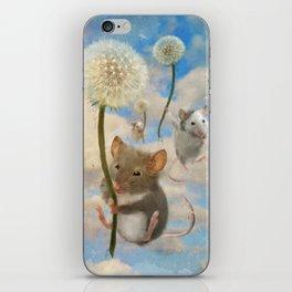 Dandemouselings iPhone Skin