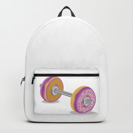 Donut Work-Out Backpack
